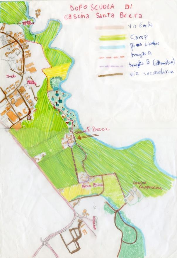 mappa sentieriultimaversione