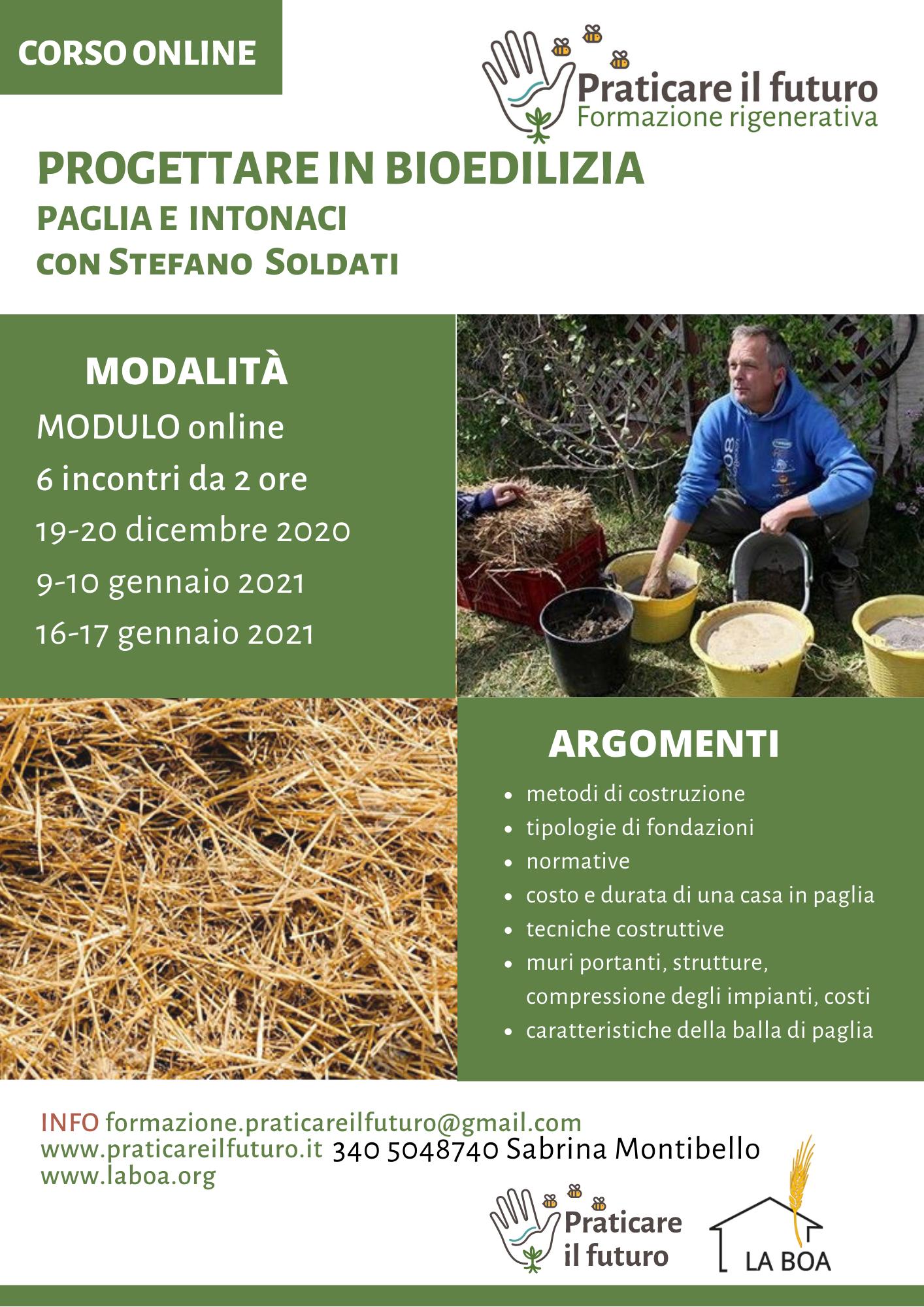 PROGETTARE IN BIOEDILIZIA_ PAGLIA E INTONACI_verde_bianco